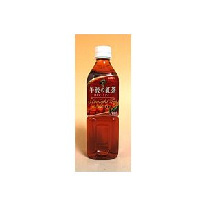 ★まとめ買い★ キリン 午後の紅茶 ストレートティー 500mlPET ×24個【イージャパンモール】|ejapan