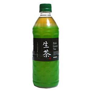 ★まとめ買い★ キリン 生茶 555mlペット ×24個【イージャパンモール】 ejapan