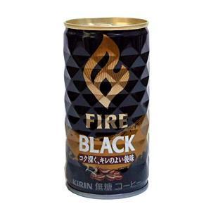 ★まとめ買い★ キリンファイア ブラック 185g ×30個【イージャパンモール】|ejapan