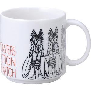 【送料無料】ウルトラモンスターズ フタ付マグカップ バルタン星人 U−104【代引不可】【ギフト館】|ejapan