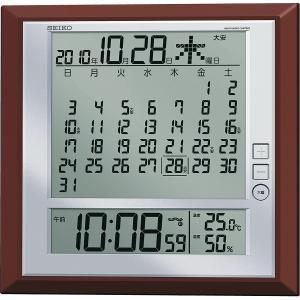 【送料無料】セイコー 電波時計(掛置兼用) S...の関連商品4
