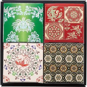【送料無料】奈良祥樂 大和し美しオリーブなあられ4箱詰合せ【代引不可】【ギフト館】|ejapan