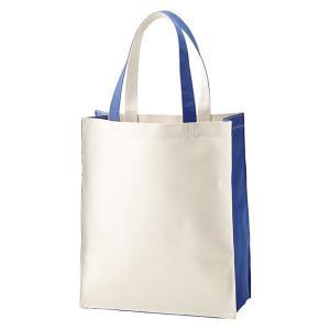 ライトカラートートバッグ ブルー【代引不可】【同梱不可】【ノベルティ館】 ejapan