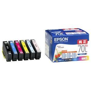 EPSON インクカートリッジ 増量6色パッ...の関連商品10