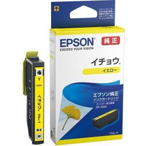 EPSON インクカートリッジ イチョウ イエロ...の商品画像