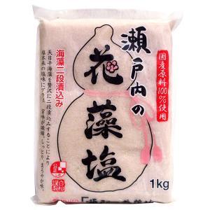 【キャッシュレス5%還元】Jソルト 瀬戸内の花藻塩 1Kg【イージャパンモール】 ejapan
