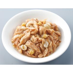 シーザー シンプルレシピ 煮まぐろと五穀 80g【イージャパンモール】|ejapan|02