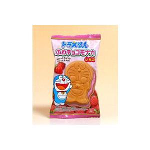 バンダイ ドラえもんふわチョコモナカイチゴ【イージャパンモール】|ejapan