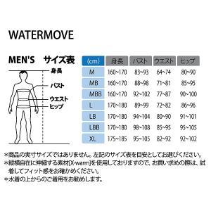 watermove ハーフパンツ 男 BK/GR XL【スポーツ館】|ejapan|03