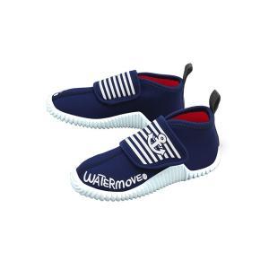 watermove 16WM/マリン シューズ Navy 20cm【スポーツ館】|ejapan
