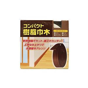 パネフリ工業 コンパクト樹脂巾木 ホワイト【ホームセンター・DIY館】|ejapan