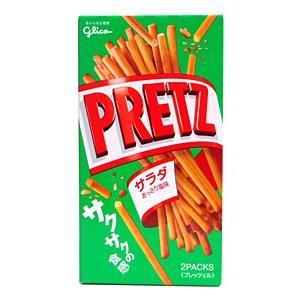 グリコ プリッツ サラダ 2袋【イージャパンモール】|ejapan