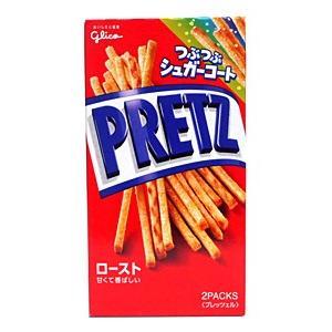 グリコ プリッツ ロースト 2袋【イージャパンモール】|ejapan
