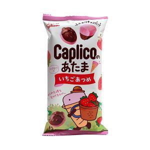 グリコ カプリコのあたま いちご味 30g【イージャパンモール】|ejapan