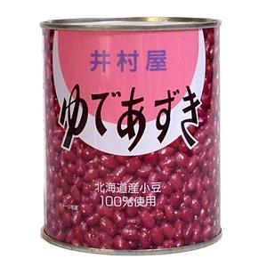 【キャッシュレス5%還元】井村屋 ゆであずき 2号缶 1000g【イージャパンモール】 ejapan