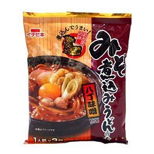 イチビキ 名古屋の味みそ煮込みうどんの素40g×3【イージャパンモール】|ejapan