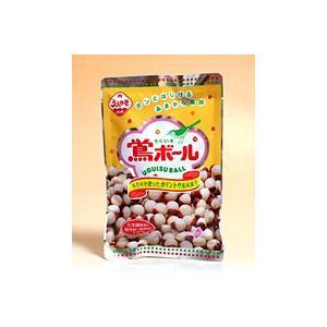 植垣 鶯ボール 80g 【イージャパンモール】|ejapan