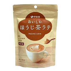 【キャッシュレス5%還元】伊藤園 ほうじ茶ラテ160g【イージャパンモール】|ejapan