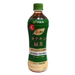 伊藤園 カテキン緑茶500mlペット【イージャパンモール】|ejapan