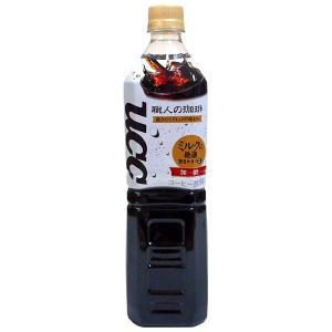 UCC 職人の珈琲 ミルクに最適 930ml【イージャパンモール】|ejapan