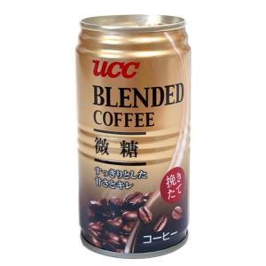 UCC ブレンドコーヒー 微糖 185g【イージャパンモール】|ejapan