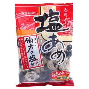 春日井 塩あめ 160g 伯方の塩【イージャパンモール】|ejapan