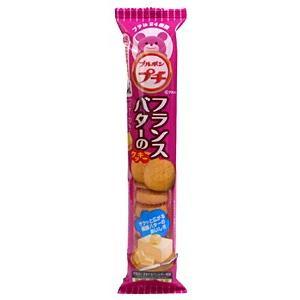 【キャッシュレス5%還元】ブルボン プチ フランスバターのクッキー49g【イージャパンモール】