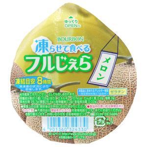 ブルボン 凍らせて食べるフルじぇらメロン 105g【イージャパンモール】|ejapan|02