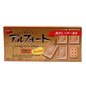 ブルボン アルフォートミニチョコレートディープブロンド【イージャパンモール】|ejapan
