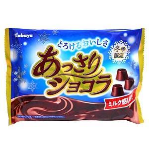 カバヤ あっさりショコラ 175g【イージャパンモール】|ejapan