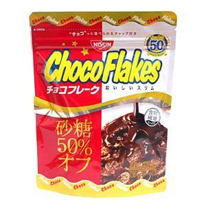シスコ チョコフレークオイシイスリム砂糖50%オフ 63g【イージャパンモール】|ejapan