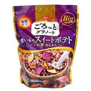 日清シスコ ごろっとグラノーラ紫いものスイートポテト 450g【イージャパンモール】|ejapan