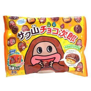 正栄 サク山チョコ次郎 6P【イージャパンモール】|ejapan