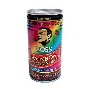 サントリー ボス レインボーマウンテンブレンド 185g缶 イージャパンモール の商品画像 ナビ