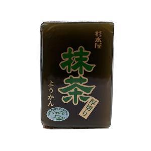 杉本屋 厚切り羊羹抹茶150g【イージャパンモール】 ejapan
