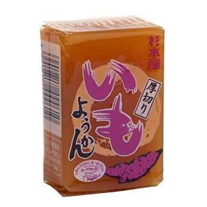 杉本屋 厚切り羊かん 芋 150g【イージャパンモール】 ejapan