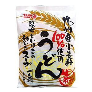 タカモリ 九州産小麦うどん 205g【イージャパンモール】|ejapan