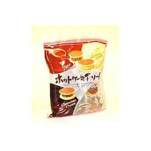 天恵製菓 ホットケーキアソート チョコレート・メイプル・カスタードクリーム175g【イージャパンモール】|ejapan