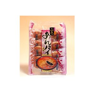 天恵製菓 二色あんパイ 8個入【イージャパンモール】 ejapan