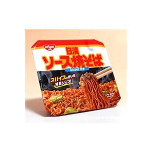日清食品(株) ソース焼そば 104gカップ【イージャパンモール】|ejapan