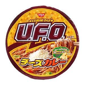 日清 UFO焼きそば チーズカレー 122g【イージャパンモール】|ejapan