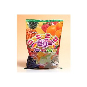 七尾製菓 ニコニコニッコリゼリー 40個【イージャパンモール】|ejapan