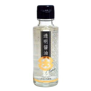【キャッシュレス5%還元】フンドーダイ 透明醤油100ml【イージャパンモール】