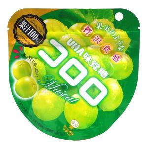 【キャッシュレス5%還元】UHA味覚糖 コロロ マスカット48g    【イージャパンモール】 ejapan