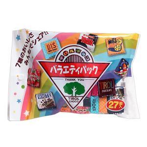 チロルチョコ チロルチョコ バラエティパック 27個【イージャパンモール】|ejapan