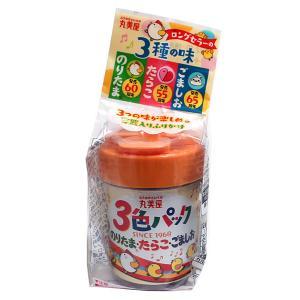 【キャッシュレス5%還元】丸美屋 ふりかけ3色パック 56g【イージャパンモール】|ejapan