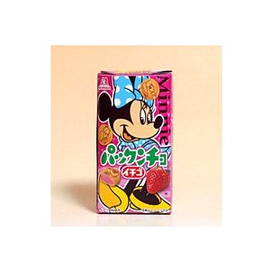 森永 パックンチョ いちご 45g【イージャパンモール】|ejapan