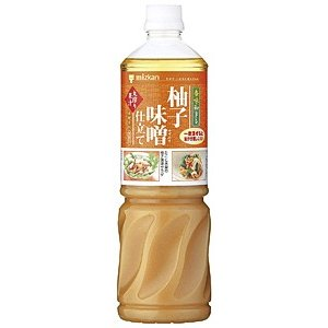 ミツカン 香味和ドレ柚子味噌仕立て 1L【イージャパンモール】|ejapan