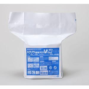 ハクゾウ環境クロス Vロック300(大判)詰替え 150×300 300枚【在宅看護・介護用品館】 ejapan