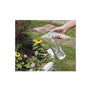 ペットボトル専用加圧式スプレーノズル  グリーン【ホームセンター・DIY館】